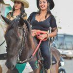 3ª edição da Cavalgada das Mulheres contou com show de 100 Parea e muito mais 56
