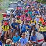 Grandes nomes da música baiana animaram a 11ª Grande Cavalgada Na Terra do Forró 51