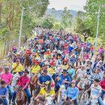 Grandes nomes da música baiana animaram a 11ª Grande Cavalgada Na Terra do Forró 56
