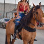 3ª edição da Cavalgada das Mulheres contou com show de 100 Parea e muito mais 75