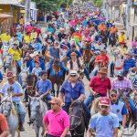 Grandes nomes da música baiana animaram a 11ª Grande Cavalgada Na Terra do Forró 65