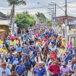 Grandes nomes da música baiana animaram a 11ª Grande Cavalgada Na Terra do Forró 66