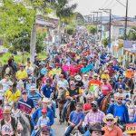 Grandes nomes da música baiana animaram a 11ª Grande Cavalgada Na Terra do Forró 68