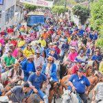 Grandes nomes da música baiana animaram a 11ª Grande Cavalgada Na Terra do Forró 80