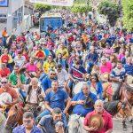 Grandes nomes da música baiana animaram a 11ª Grande Cavalgada Na Terra do Forró 89