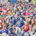 Grandes nomes da música baiana animaram a 11ª Grande Cavalgada Na Terra do Forró 90