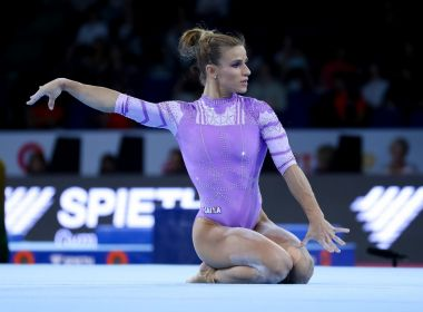 Jade Barbosa se lesiona e equipe brasileira de ginástica fica fora da Olimpíada de Tóquio 1