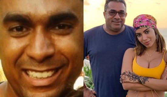 """DNA comprova que Anitta tem outro irmão e cantora comemora: """"Estou radiante"""" 1"""