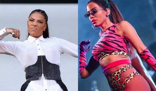 "Após Ivete cantar ""Onda Diferente"", Ludmilla briga com Anitta e rompe parceria 1"