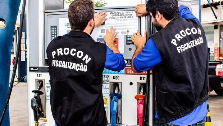 Consumidor poderá denunciar posto de combustível suspeito de fraudes e enganações no abastecimento 1