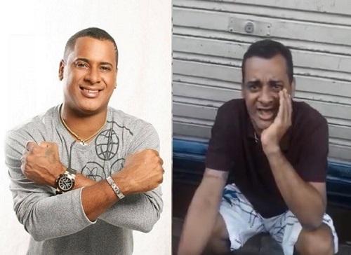 Xexéu, ex-Timbalada, é internado em clínica de reabilitação em Salvador 1