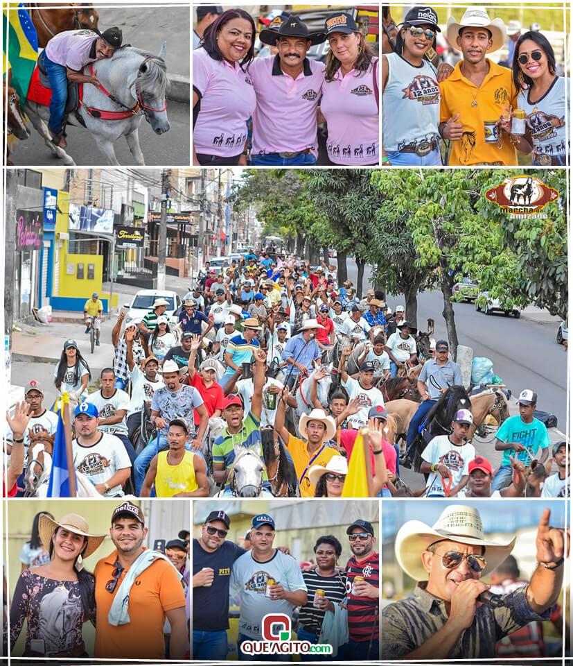 Itabuna: 12ª edição da Marcha da Amizade foi espetacular 1