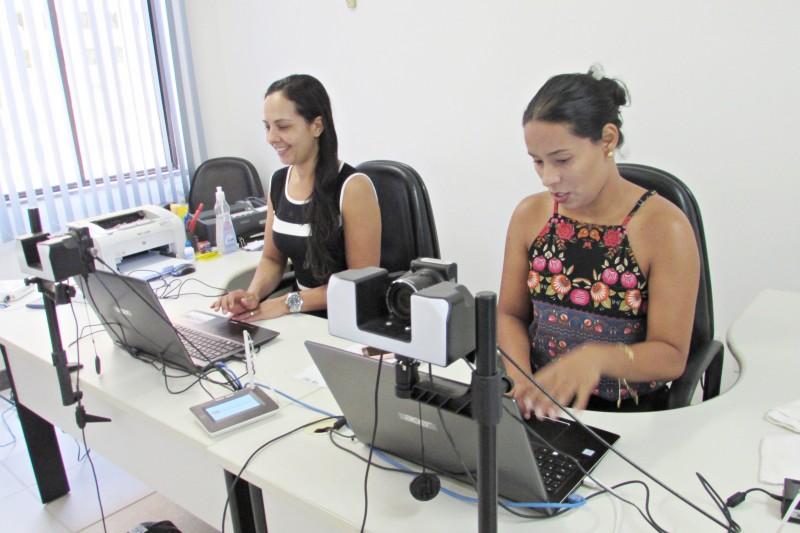 TRE realiza plantão biométrico em Guaratinga e Itabela 1