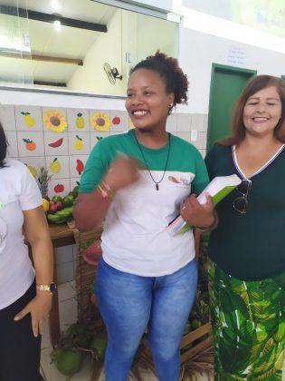 """Projeto """"Agroecologia, ampliando o dialogo entre a cidade e o campo"""" 5"""