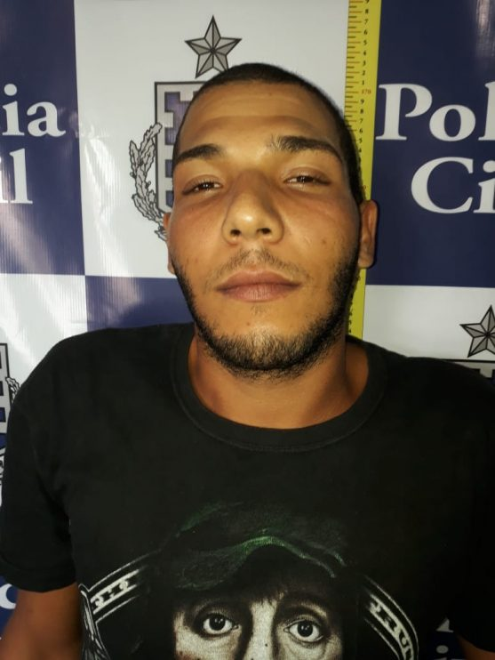 POLÍCIA CIVIL E POLÍCIA MILITAR REALIZAM OPERAÇÃO CONJUNTA EM CANAVIEIRAS 3