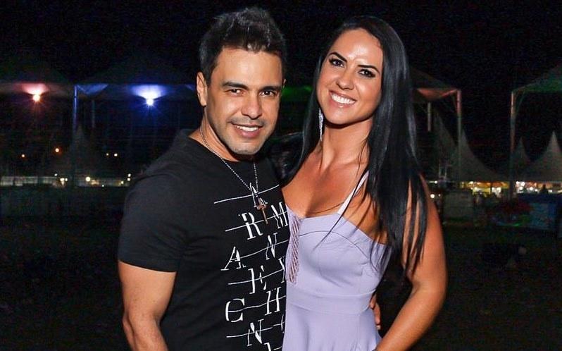 """Graciele Lacerda revela que já é casada com Zezé di Camargo: """"oficialmente"""" 1"""