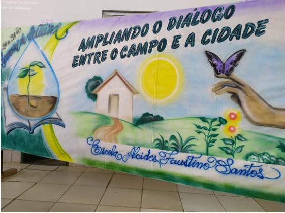 """Projeto """"Agroecologia, ampliando o dialogo entre a cidade e o campo"""" 2"""