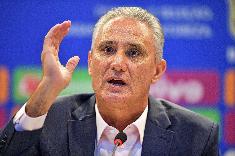 Tite confirma 5 mudanças na seleção e reafirma pressão por vitória sobre a Coreia 1