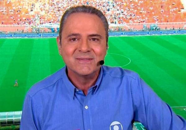 Globo gastou R$ 50 mil para substituir Galvão na Libertadores 1