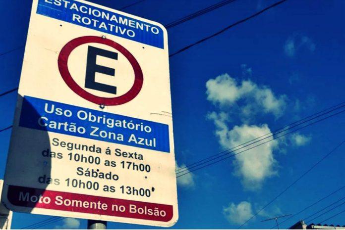 Zona Azul será implementada em Teixeira de Freitas 46