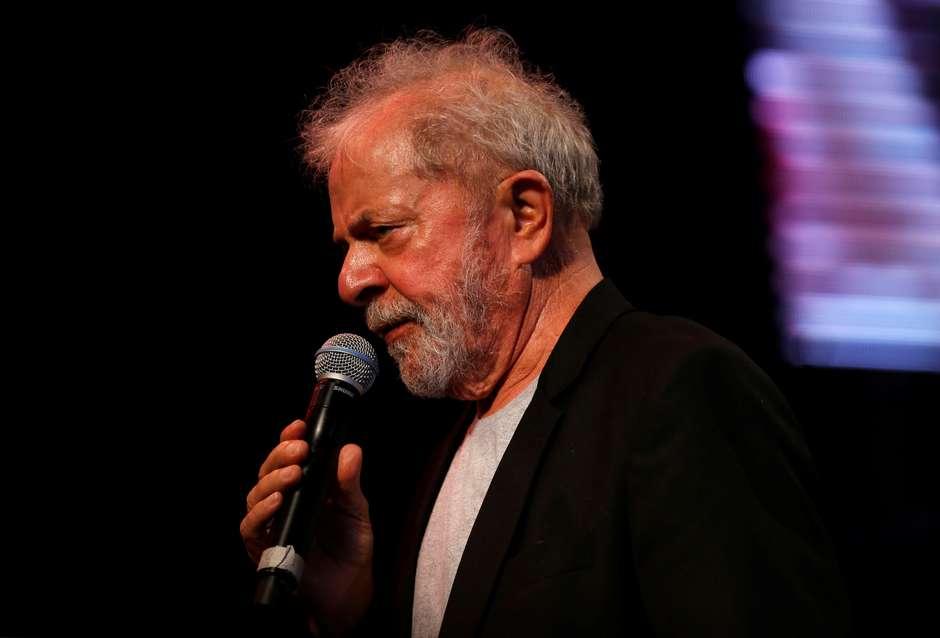 Lula diz que conta com PCdoB, PSOL e parte do PDT para 2022 22