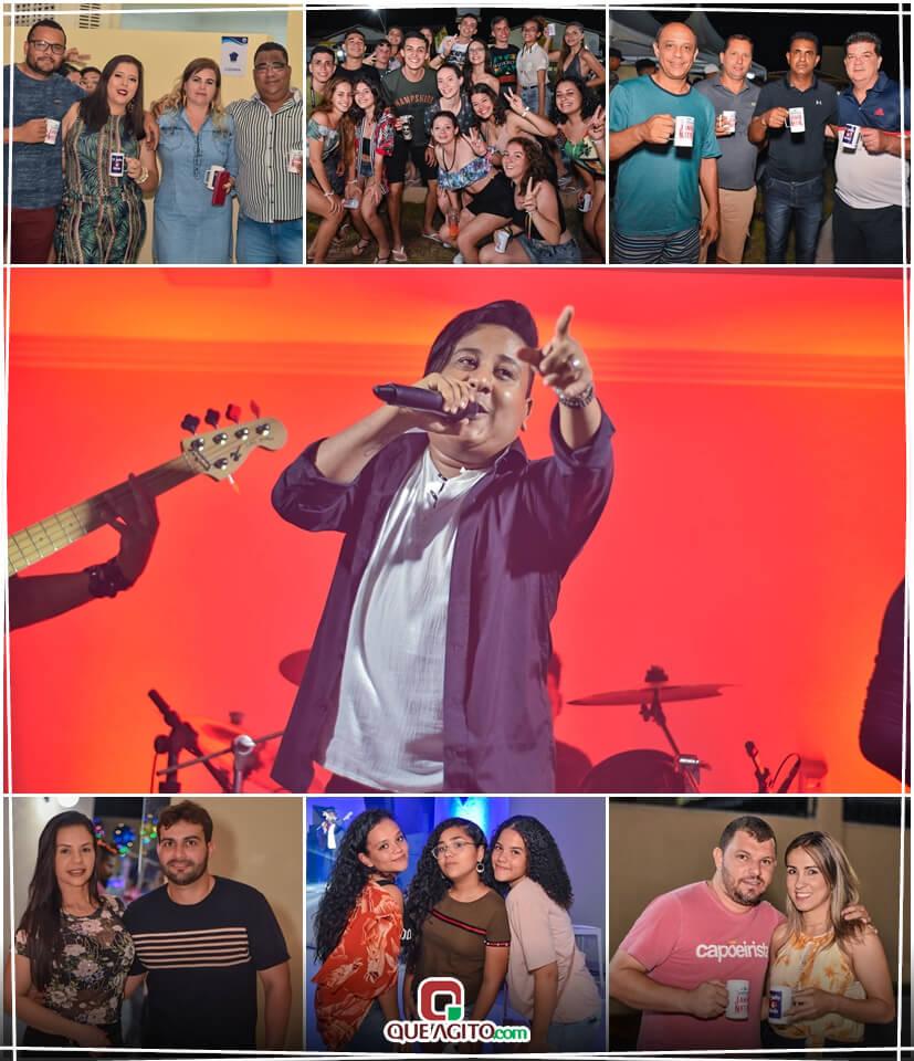 Jânio Natal comemora aniversário ao lado de amigos e familiares ao ritmo da Caneta Azul 2