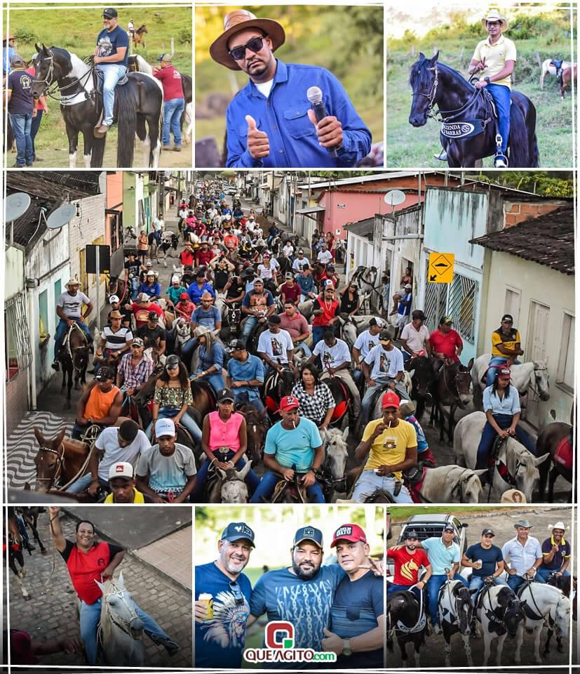 Cavalgada dos Amigos de Jacarecy contou com centenas de cavaleiros e amazonas 1