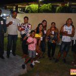 Jânio Natal comemora aniversário ao lado de amigos e familiares ao ritmo da Caneta Azul 20