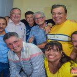 Jânio Natal comemora aniversário ao lado de amigos e familiares ao ritmo da Caneta Azul 76