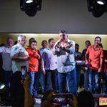 Jânio Natal comemora aniversário ao lado de amigos e familiares ao ritmo da Caneta Azul 87