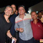 Jânio Natal comemora aniversário ao lado de amigos e familiares ao ritmo da Caneta Azul 157