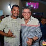 Jânio Natal comemora aniversário ao lado de amigos e familiares ao ritmo da Caneta Azul 184
