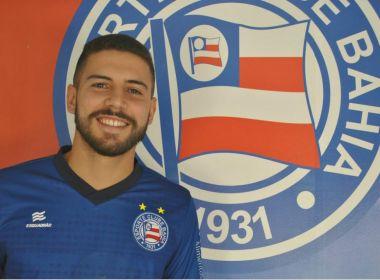 Bahia anuncia a contratação do lateral-direito Lucas Rodrigues 1