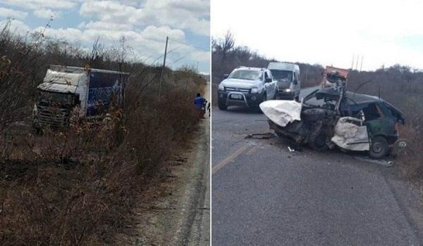 Acidente com caminhão da banda Cavaleiros do Forró deixa uma pessoa morta 51