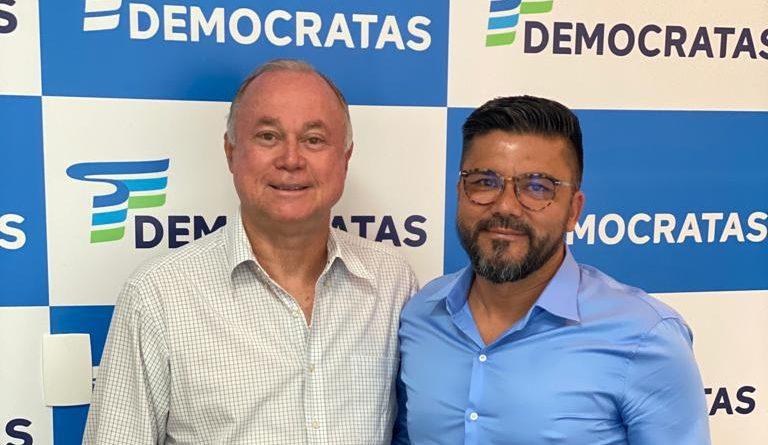 Porto Seguro nos planos do DEM em 2020 com Paulinho Tôa Tôa 25