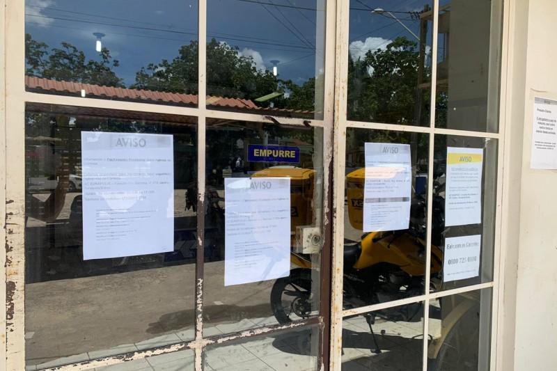 Fechamento da unidade dos Correios causa transtornos à população de Itabela 18