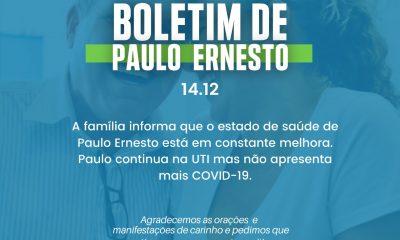 Família de Paulo Ernesto informa seu estado de saúde e agradece orações 19