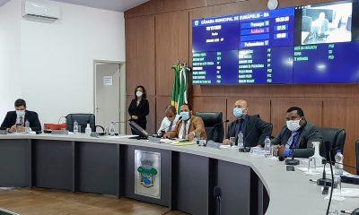 Vereadores aprovam projeto que melhora arrecadação do ISSQN 16