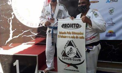 Atletas de Itagimirim são destaque no Campeonato Baiano de Jiu-Jitsu 22