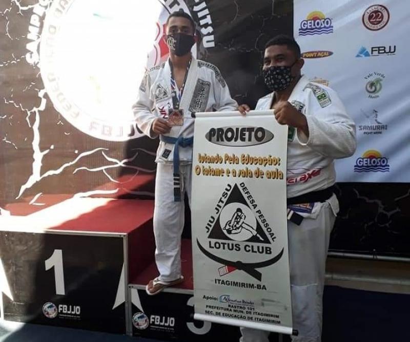 Atletas de Itagimirim são destaque no Campeonato Baiano de Jiu-Jitsu 18