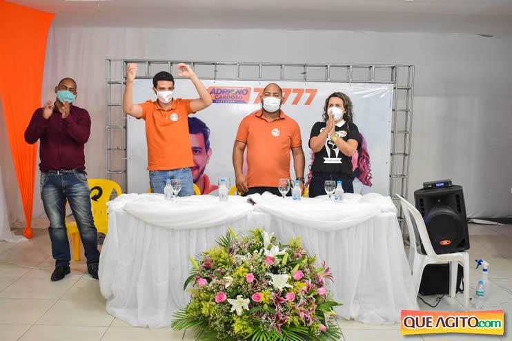 Adriano Cardoso anuncia candidatura a vereador de Eunápolis 22
