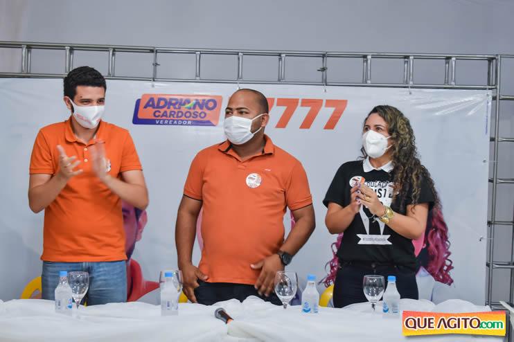Adriano Cardoso anuncia candidatura a vereador de Eunápolis 25