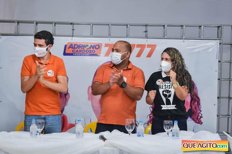 Adriano Cardoso anuncia candidatura a vereador de Eunápolis 28