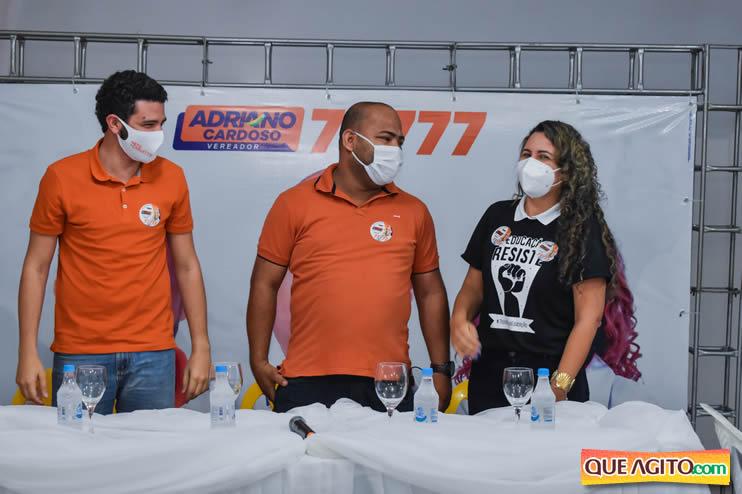 Adriano Cardoso anuncia candidatura a vereador de Eunápolis 27