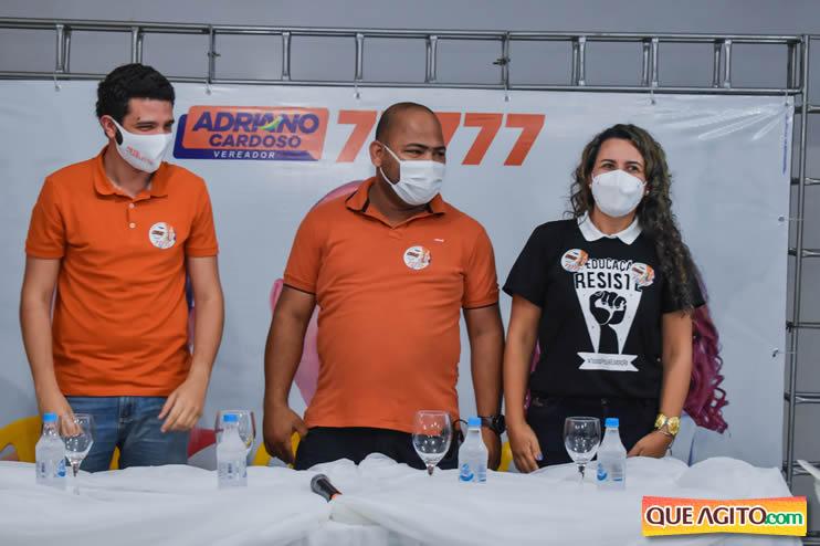 Adriano Cardoso anuncia candidatura a vereador de Eunápolis 30