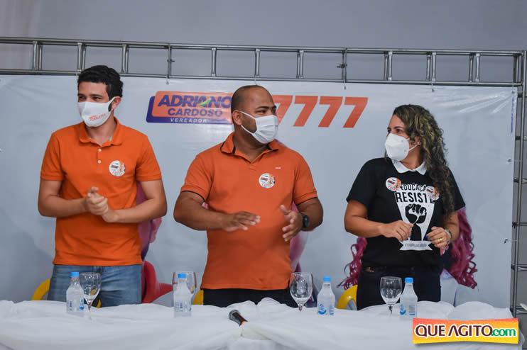 Adriano Cardoso anuncia candidatura a vereador de Eunápolis 31