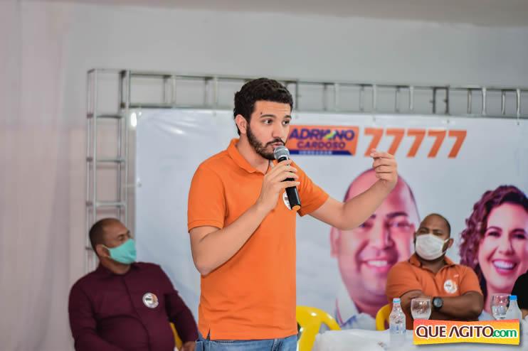 Adriano Cardoso anuncia candidatura a vereador de Eunápolis 39
