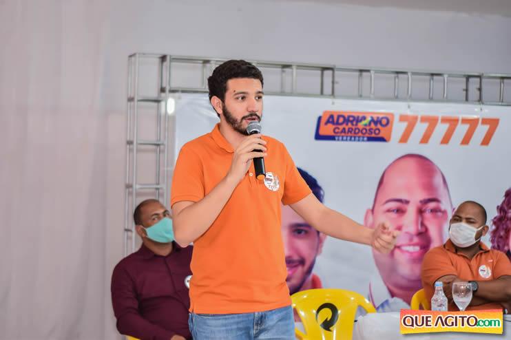 Adriano Cardoso anuncia candidatura a vereador de Eunápolis 35