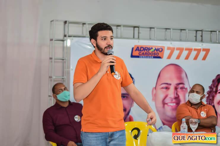 Adriano Cardoso anuncia candidatura a vereador de Eunápolis 37