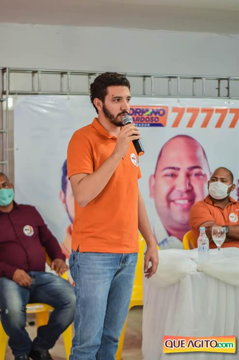 Adriano Cardoso anuncia candidatura a vereador de Eunápolis 41